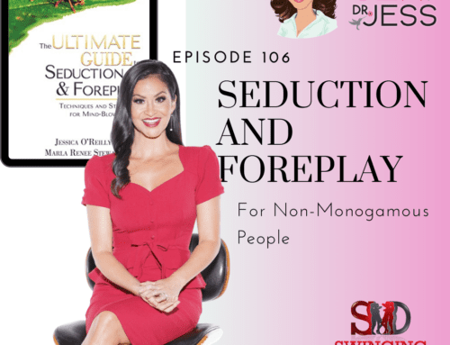106: Seduction and Foreplay with Dr Jess O'Reilly